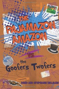 The Pajamazon Amazon vs The Goofers Twofers by David and Stephanie Williams