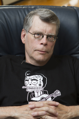 Who am I to question the wisdom of Stephen King? Just another writer trying to figure stuff out. | Photo credit: Shane Leonard
