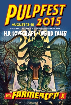 Poster for PulpFest 2015