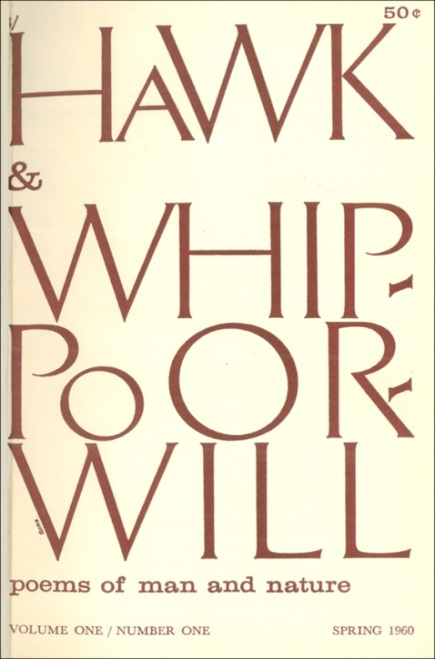 Cover of Hawk & Whippoorwill, Volume 1, Issue 1