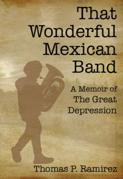 "Book cover of ""That Wonderful Mexican Band"""