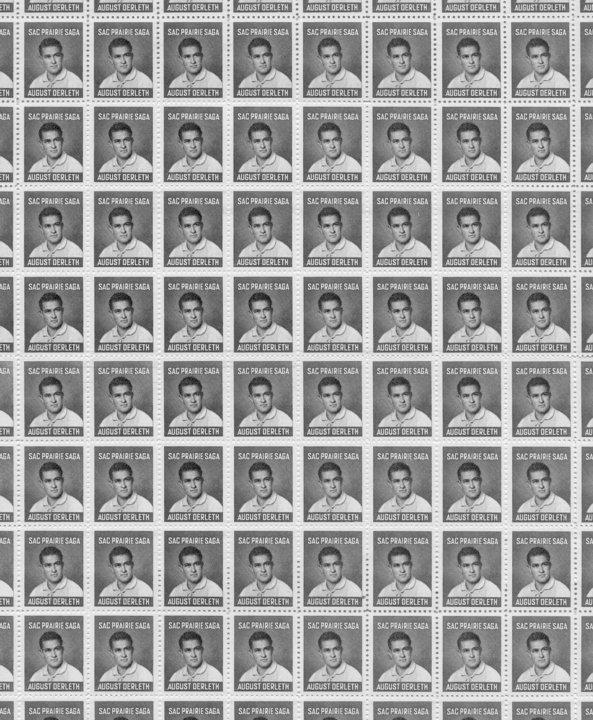 1939 Cinderella Stamps ()full sheet)