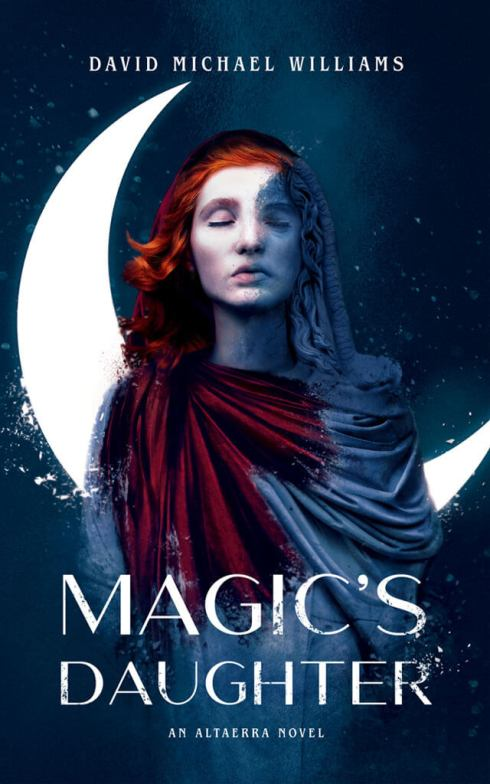 Magic's Daughter cover